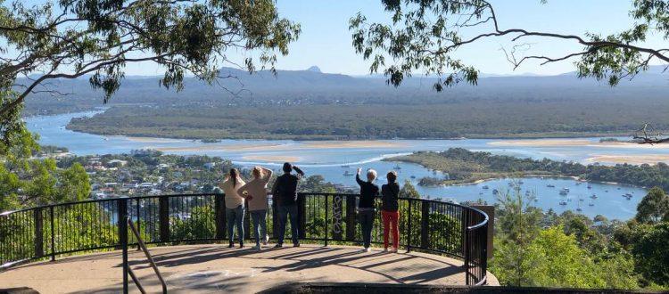 Scenic Day Tour, Sunshine Coast